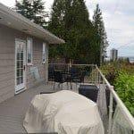 Deck renovation west vancouver
