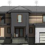 Burnaby House design