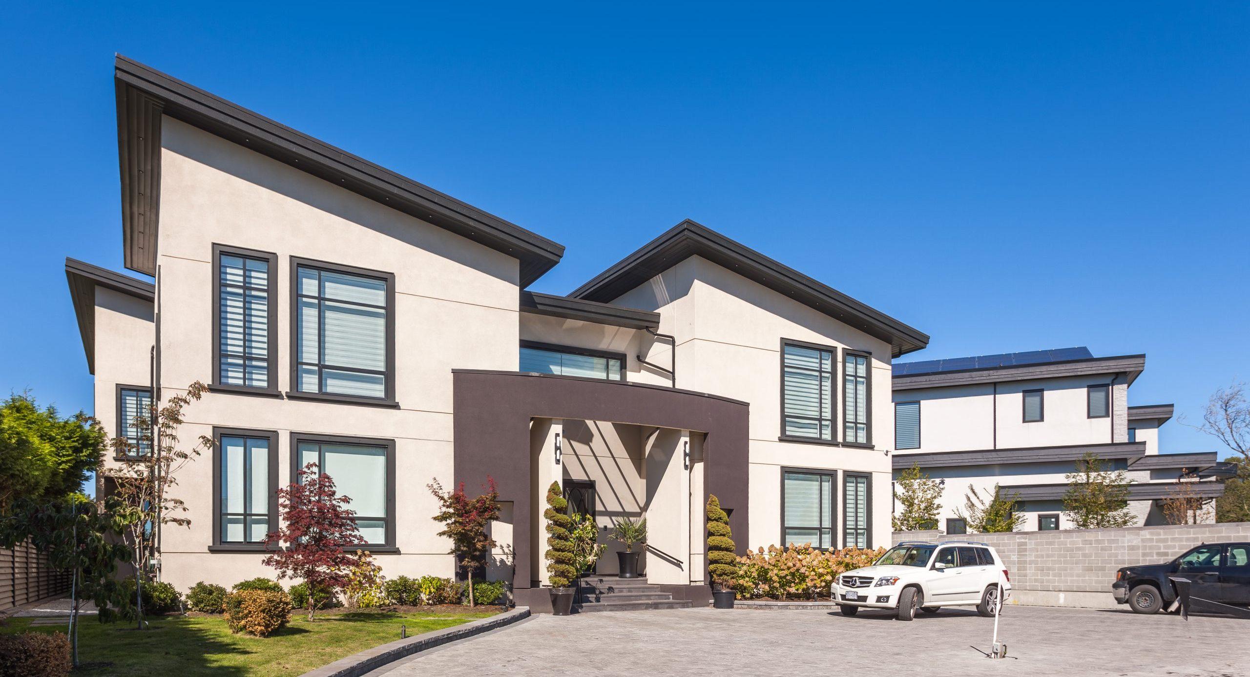 Richmond Modern home