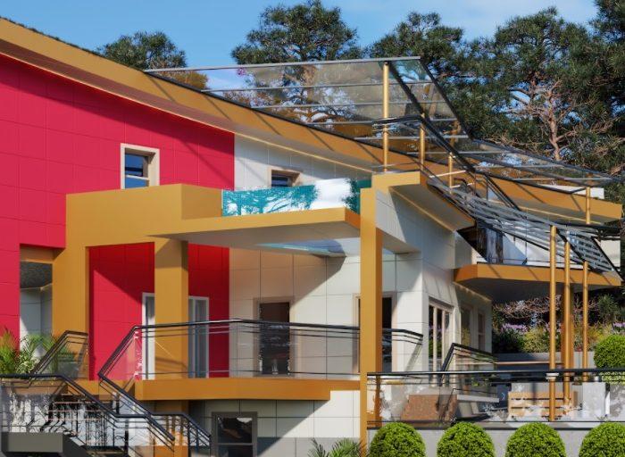 Modern home Coquitlam