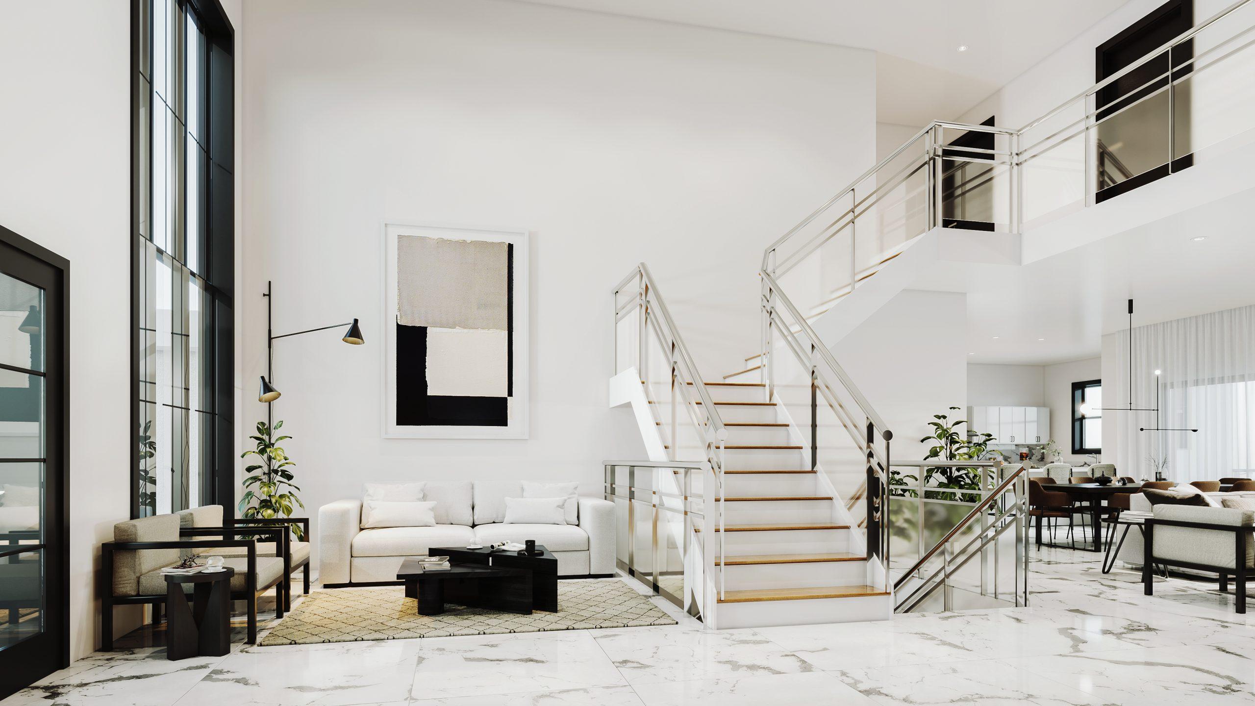Coquitlam interior designer, healthy living space
