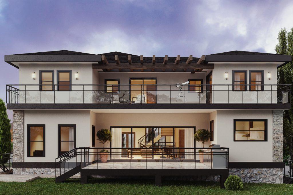 west vancouver architect